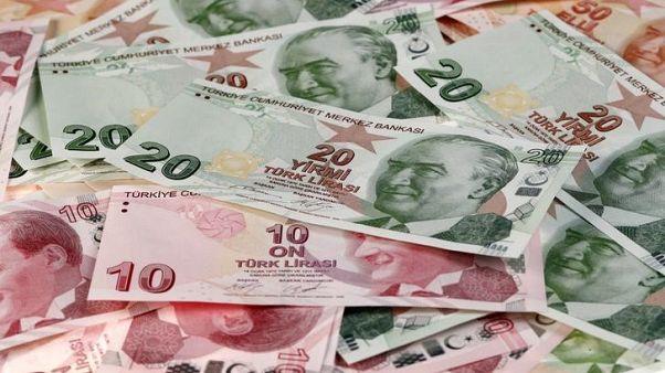 الليرة التركية تقترب من مستوى قياسي منخفض بفعل مخاوف اقتصادية