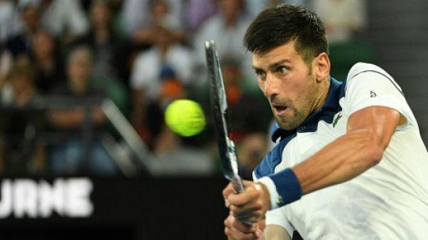 Tennis: après Agassi, Djokovic se sépare de Stepanek