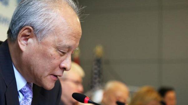 سفير الصين: بكين تفضل حل النزاع التجاري مع واشنطن من خلال المفاوضات