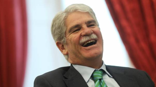 مقابلة-وزير الخارجية: إسبانيا تأمل في اتفاق خروج بشأن جبل طارق قبل أكتوبر