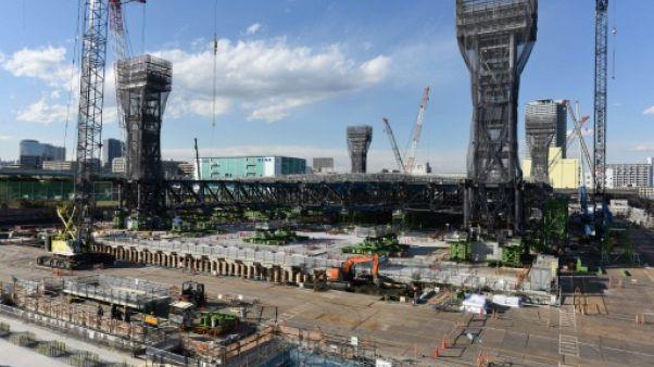 Tokyo 2020: après des débuts chaotiques, les préparatifs s'accélèrent