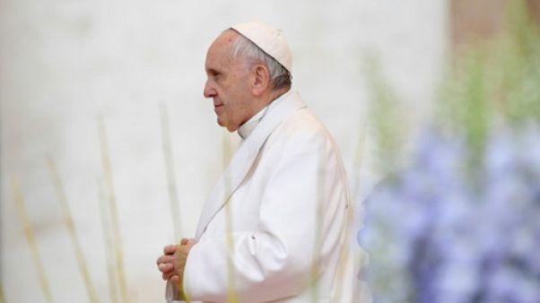 Message du pape en soutien pour un bébé britannique en état semi-végétatif