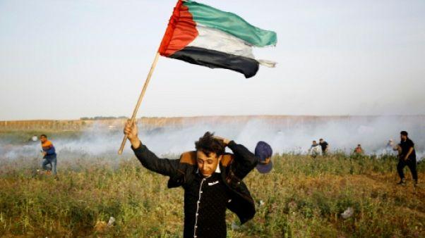 Gaza: un Palestinien tué par un raid aérien israélien à la frontière