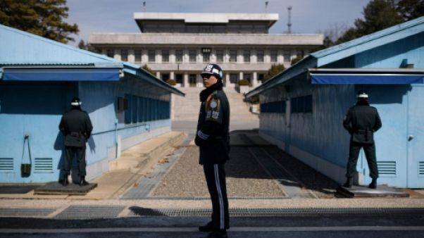 Pourparlers entre les deux Corées pour préparer le sommet du 27 avril