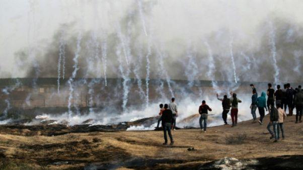 Israël promet la fermeté avant de nouvelles protestations à Gaza