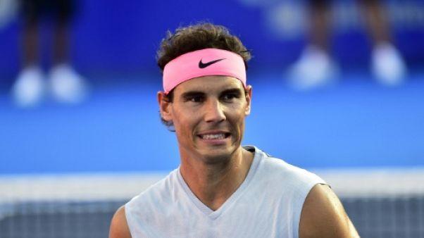 Tennis: Nadal renforce l'Espagne... et la Coupe Davis