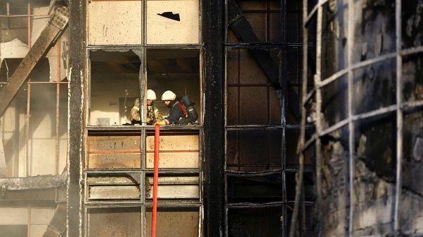 محافظ اسطنبول: السيطرة على حريق في مستشفى باسطنبول دون ضحايا