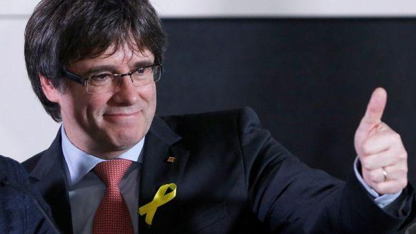 محكمة ألمانية ترفض تسليم زعيم قطالونيا السابق ليواجه تهمة التمرد