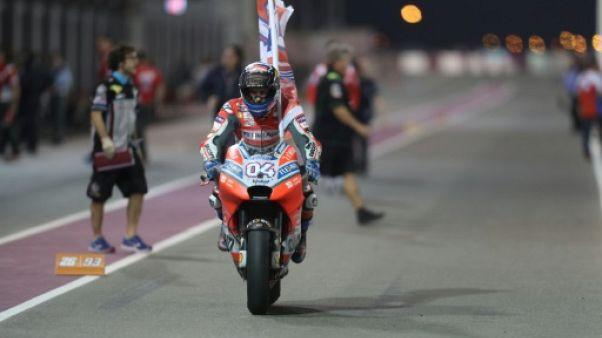 Moto: Marquez, Dovizioso vont en découdre au GP d'Argentine