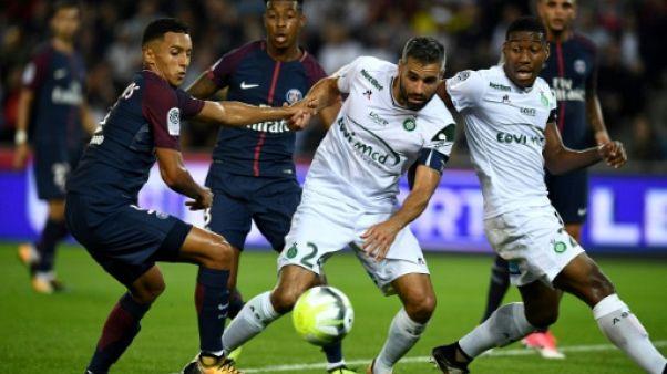 Ligue 1: à Saint-Etienne, le PSG à la chasse aux records