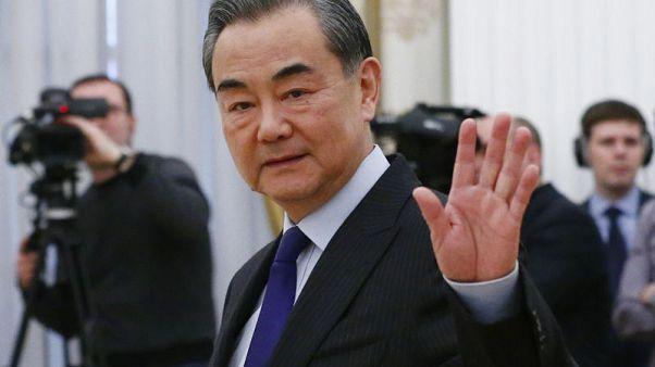 الصين تأمل أن تنزع قمة زعيم كوريا الشمالية مع واشنطن وسول فتيل التوتر