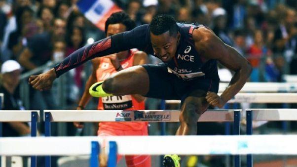 Athlétisme: Bascou et Manga invités à rejoindre l'INSEP