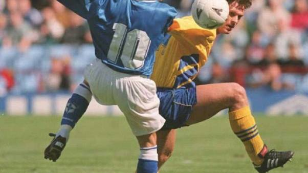 Un ancien footballeur sur trois souffre d'arthrose du genou dès 35 ans