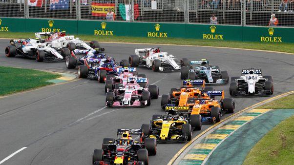 ليبرتي تعرض على فرق فورمولا 1 رؤيتها للمستقبل