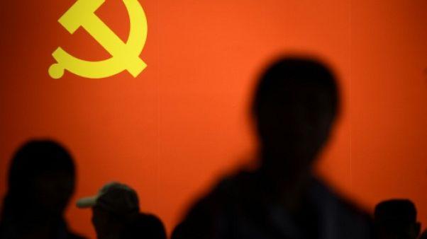 A Pékin, même les spermatozoïdes sont priés d'être communistes