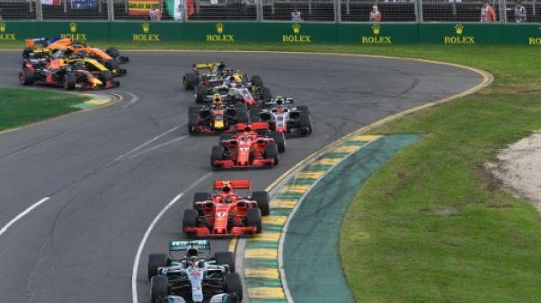 """F1: un """"plafond budgétaire"""" et des revenus """"au mérite"""" envisagés après 2020"""