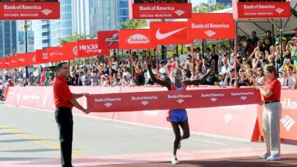 Athlétisme: l'enfer du macadam
