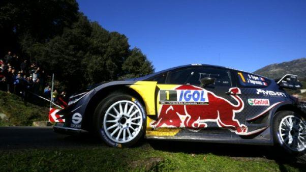 Tour de Corse: Ogier qui rit, Loeb qui pleure
