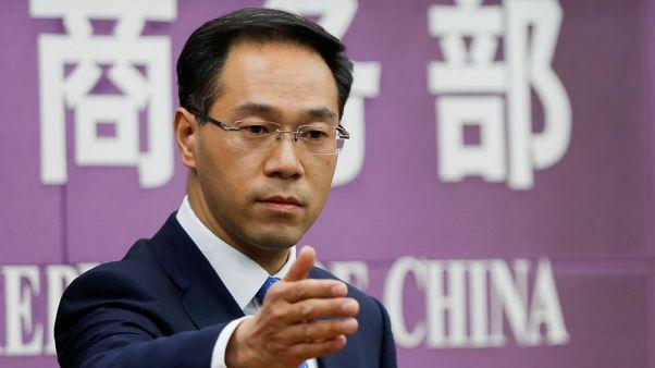 الصين تقول إنها مستعدة للرد على أي رسوم جمركية جديدة قد تفرضها أمريكا