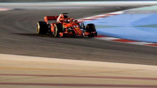 GP de Bahrein: avantage Ferrari