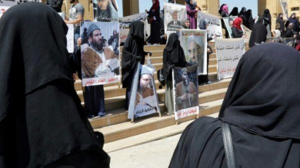 Liban: des manifestants réclament la libération de plus d'un milier d'islamistes