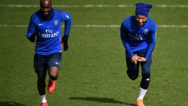 Ligue 1: Cavani sur le banc, Diarra titulaire pour le Saint-Etienne - PSG