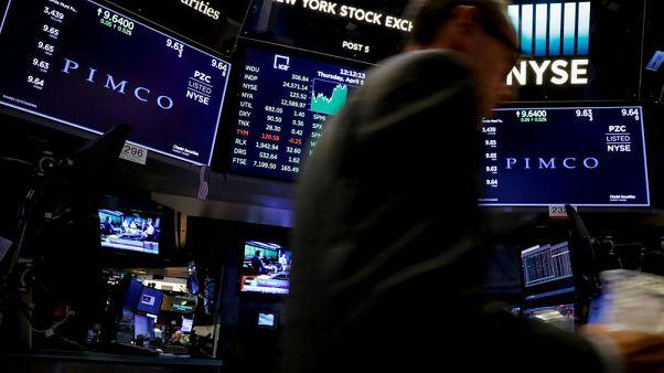 بورصة وول ستريت تغلق منخفضة أكثر من 2% متضررة من مخاوف التجارة
