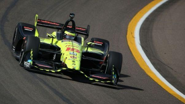 IndyCar - GP de Phoenix: Bourdais en pole position