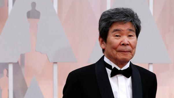 وفاة مخرج الرسوم المتحركة الياباني إيزاو تاكاهاتا عن 82 عاما