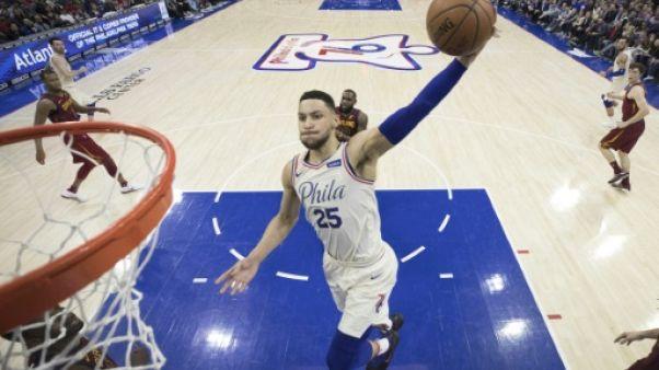 NBA: Philadelphie déborde Cleveland