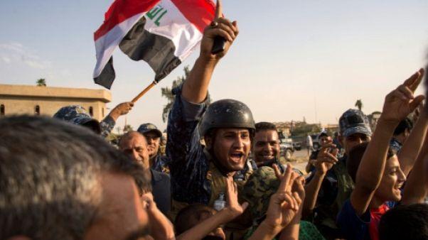 Irak: des années après la chute de Saddam, l'armée a dû vaincre ses démons