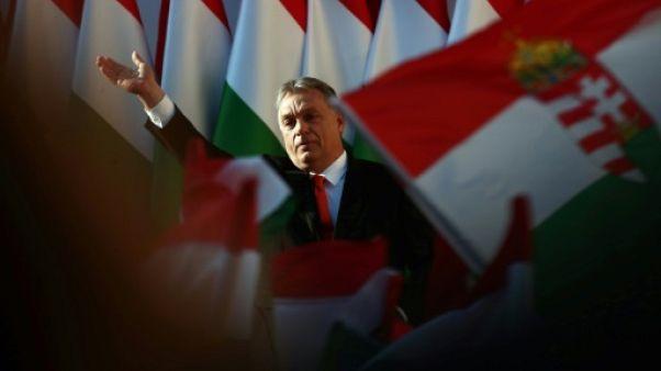 Orban brigue quatre ans de plus à la tête de la Hongrie