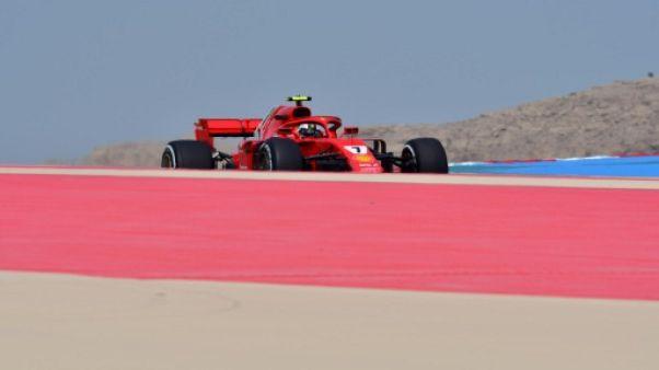 GP de Bahreïn: Räikkönen reste devant à l'issue de la 3e séance d'essais libres