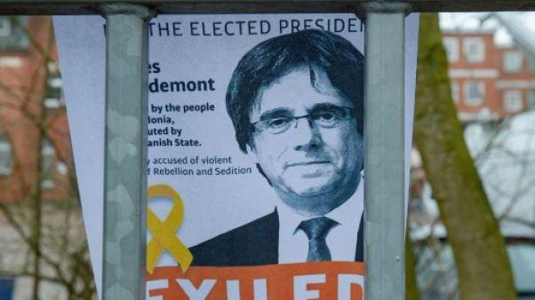 """La """"rébellion"""" des indépendantistes, un sujet également controversé en Espagne"""