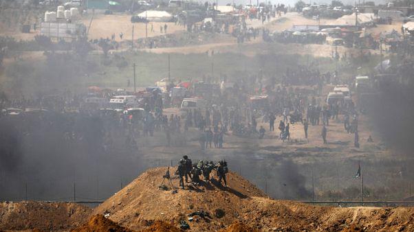 مصر تطالب إسرائيل بوقف استخدام القوة المفرطة ضد الفلسطينيين