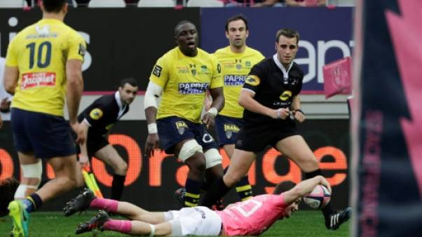 Top 14: le Stade se donne un bol d'air