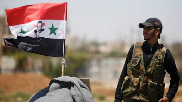 القوات السورية توسع هجومها في جنوب غرب البلاد