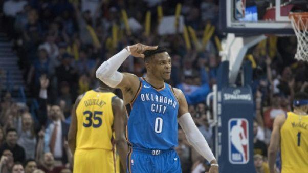 NBA: à l'Ouest, toujours ce vent de folie