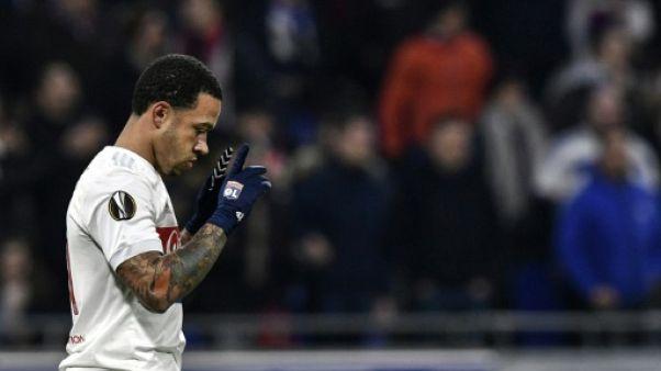 Ligue 1: Memphis Depay, un attaquant lyonnais tout neuf ?