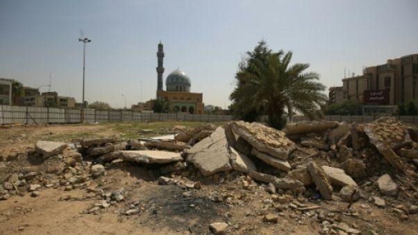 A Bagdad, le béton a fleuri en 15 ans mais la reconstruction n'a pas avancé