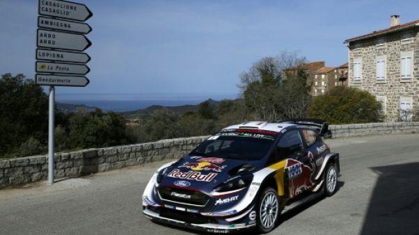 Tour de Corse: Ogier l'emporte et accroît son avance sur Neuville