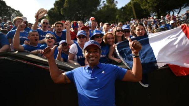 """Coupe Davis: """"Cette épreuve devrait être intouchable"""", selon Yannick Noah"""