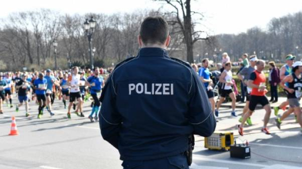 "Semi-marathon de Berlin: six interpellations de crainte d'un ""acte violent"""