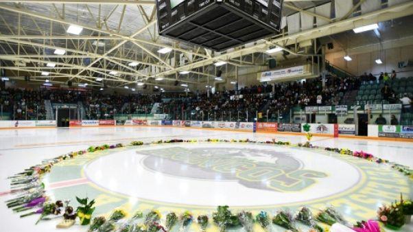 Hockey sur glace: le Canada pleure ses joueurs et veut comprendre l'accident