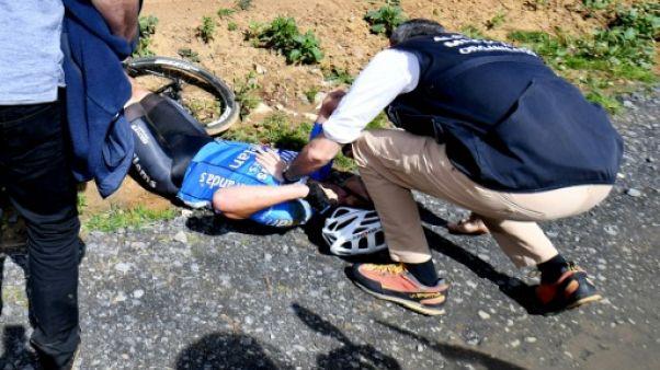 Paris-Roubaix: le cycliste belge Michael Goolaerts décède à l'hôpital
