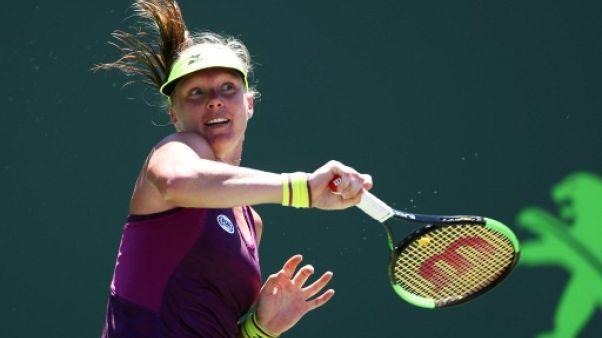 Tennis: Bertens revient de loin à Charleston