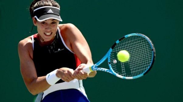 Tennis: Garbine Muguruza décroche un 6e titre à Monterrey
