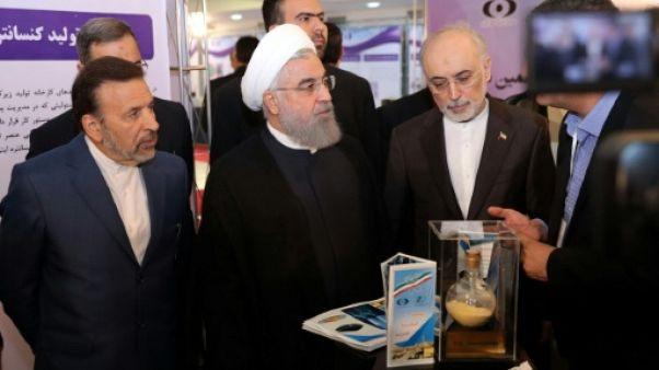 L'Iran met en garde Washington contre un retrait de l'accord nucléaire