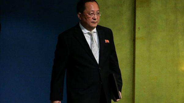 وكالة: وزير خارجية كوريا الشمالية يصل موسكو