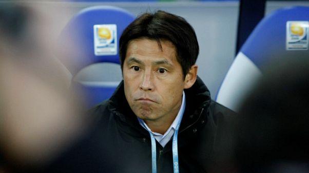 نيشينو يحل بديلا لخليلوجيتش المقال في تدريب منتخب اليابان